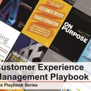 Customer Experience Management Playbook Banner